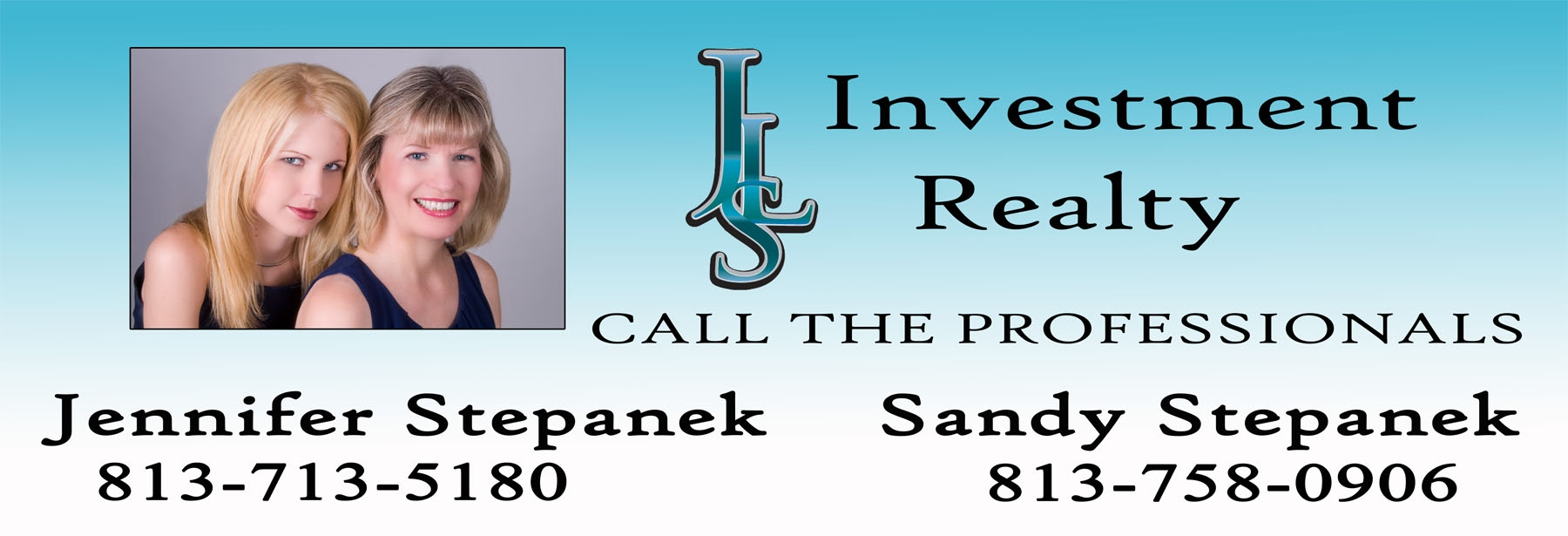 JLS Investment Realty Sandy & Jennifer Stepanek